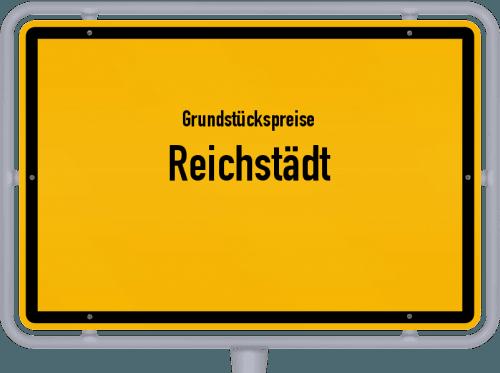 Grundstückspreise Reichstädt 2019