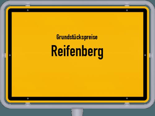 Grundstückspreise Reifenberg 2019