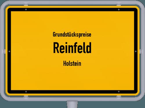 Grundstückspreise Reinfeld (Holstein) 2021