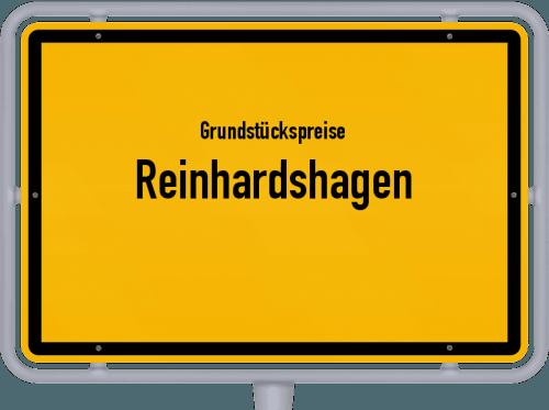 Grundstückspreise Reinhardshagen 2018