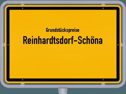 Grundstückspreise Reinhardtsdorf-Schöna 2019
