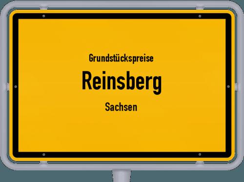 Grundstückspreise Reinsberg (Sachsen) 2019