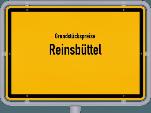 Grundstückspreise Reinsbüttel 2021