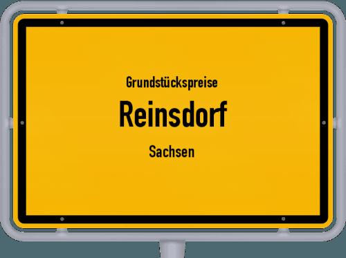 Grundstückspreise Reinsdorf (Sachsen) 2019