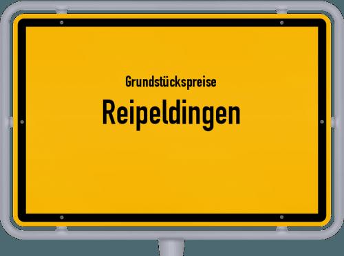 Grundstückspreise Reipeldingen 2019
