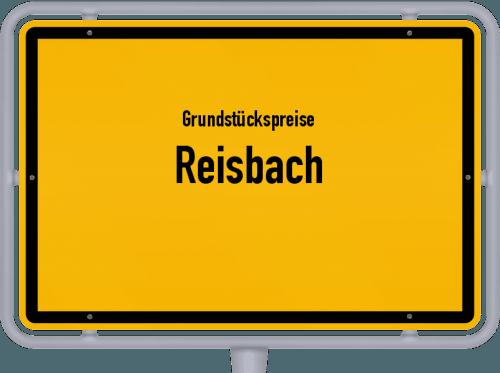 Grundstückspreise Reisbach 2019