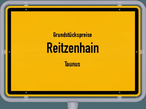 Grundstückspreise Reitzenhain (Taunus) 2019