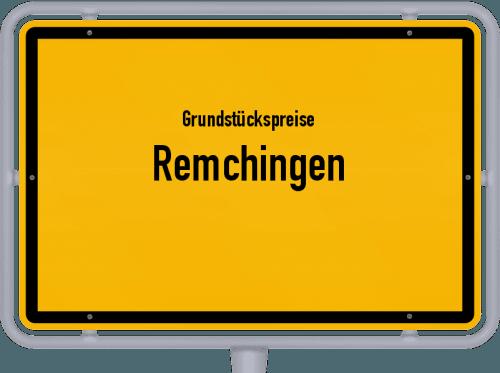 Grundstückspreise Remchingen 2018