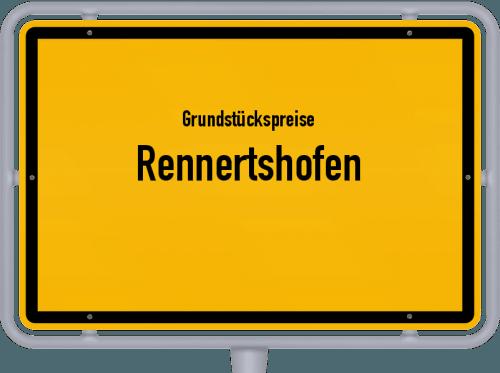 Grundstückspreise Rennertshofen 2019