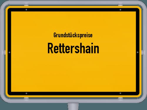 Grundstückspreise Rettershain 2019