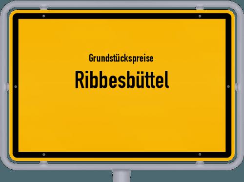 Grundstückspreise Ribbesbüttel 2019