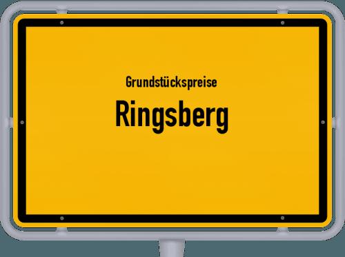 Grundstückspreise Ringsberg 2021
