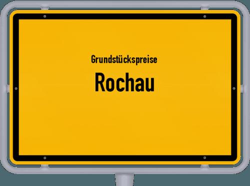 Grundstückspreise Rochau 2021