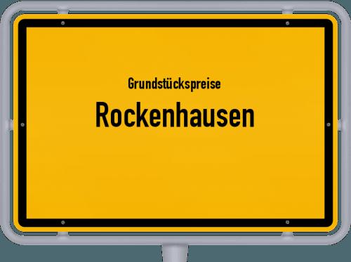 Grundstückspreise Rockenhausen 2019