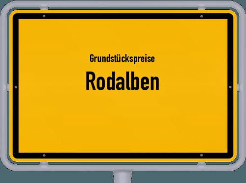 Grundstückspreise Rodalben 2019