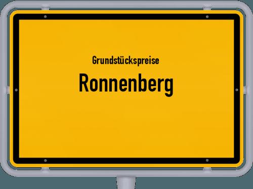 Grundstückspreise Ronnenberg 2019