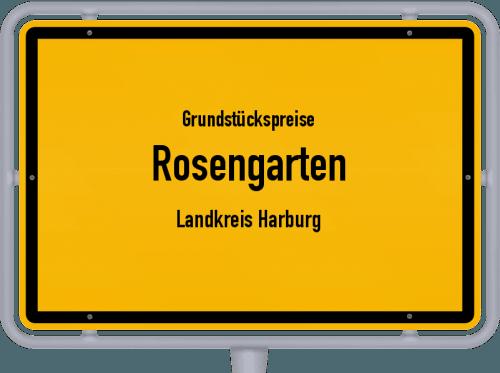 Grundstückspreise Rosengarten (Landkreis Harburg) 2021