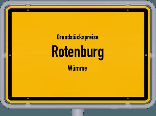 Grundstückspreise Rotenburg (Wümme) 2021