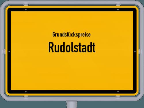 Grundstückspreise Rudolstadt 2019