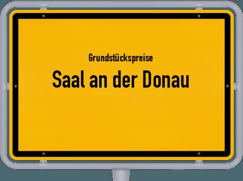Grundstückspreise Saal an der Donau 2019