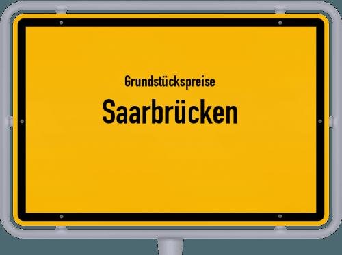 Grundstückspreise Saarbrücken 2019