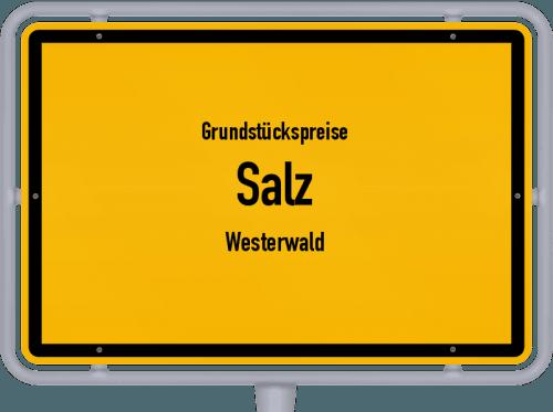 Grundstückspreise Salz (Westerwald) 2019