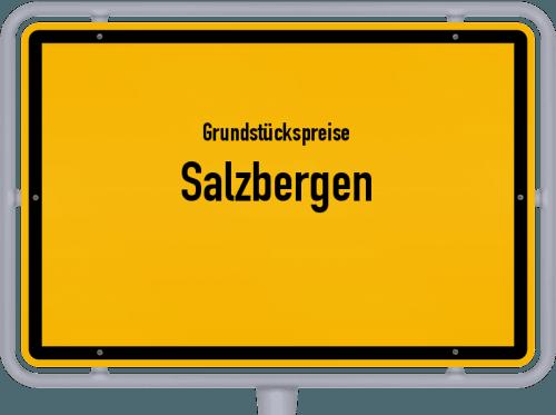 Grundstückspreise Salzbergen 2019