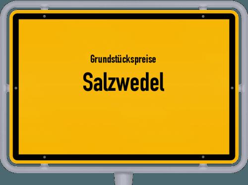 Grundstückspreise Salzwedel 2021