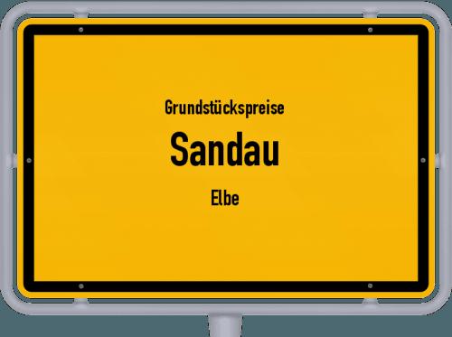 Grundstückspreise Sandau (Elbe) 2021