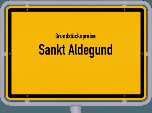 Grundstückspreise Sankt Aldegund 2019