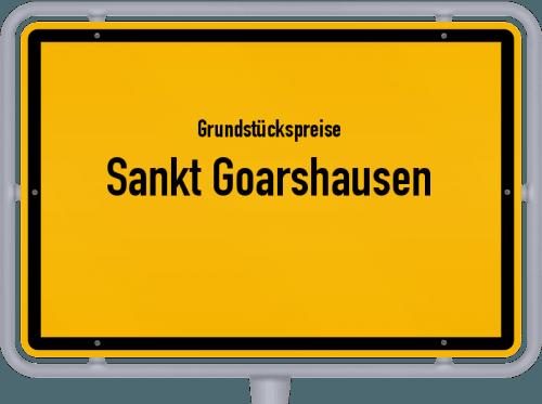 Grundstückspreise Sankt Goarshausen 2019