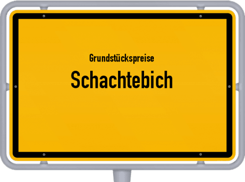 Grundstückspreise Schachtebich 2019