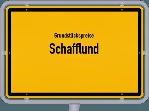 Grundstückspreise Schafflund 2021