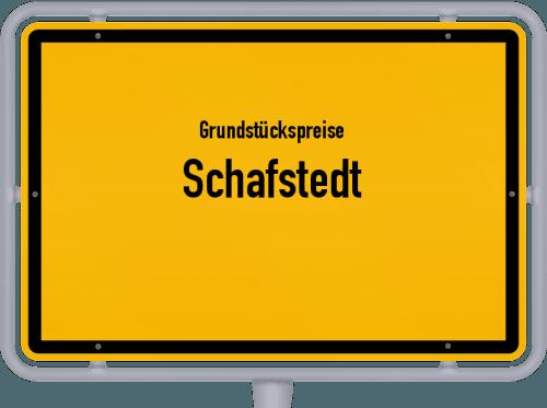 Grundstückspreise Schafstedt 2021