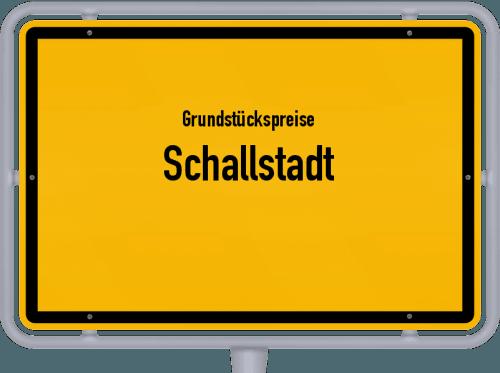 Grundstückspreise Schallstadt 2021