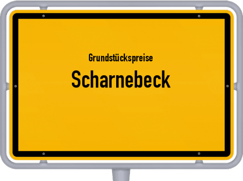 Grundstückspreise Scharnebeck 2021