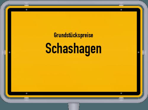 Grundstückspreise Schashagen 2021
