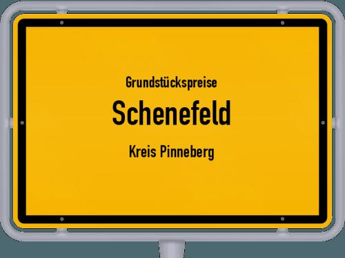 Grundstückspreise Schenefeld (Kreis Pinneberg) 2021