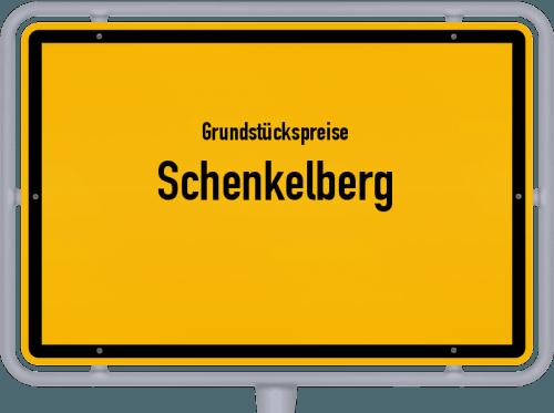 Grundstückspreise Schenkelberg 2019