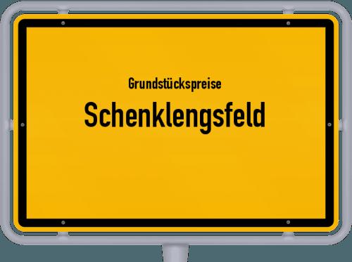 Grundstückspreise Schenklengsfeld 2019