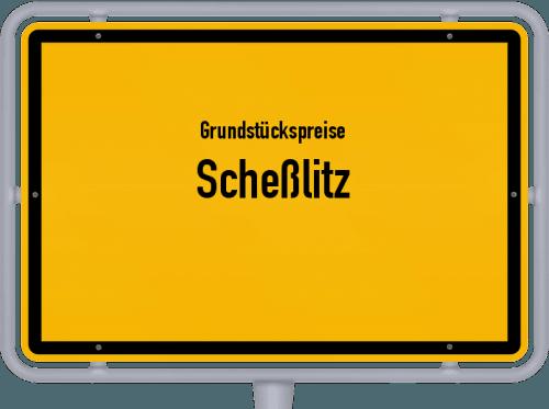 Grundstückspreise Scheßlitz 2019