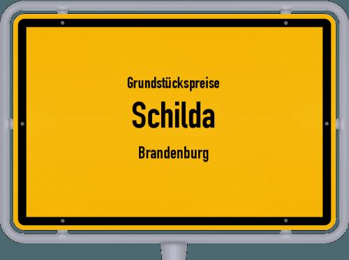 Grundstückspreise Schilda (Brandenburg) 2021