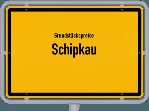 Grundstückspreise Schipkau 2021