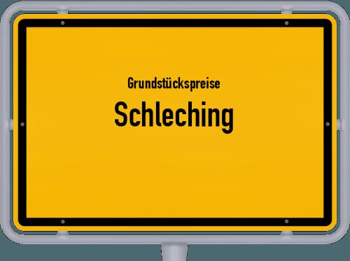 Grundstückspreise Schleching 2019