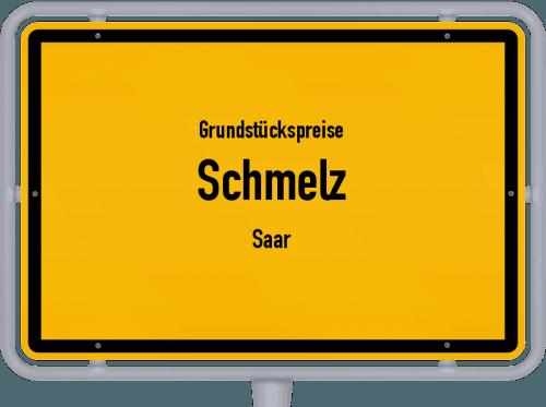 Grundstückspreise Schmelz (Saar) 2020