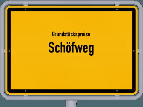Grundstückspreise Schöfweg 2019