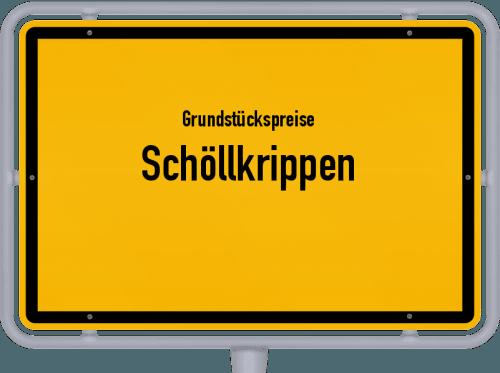 Grundstückspreise Schöllkrippen 2019