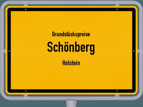 Grundstückspreise Schönberg (Holstein) 2021