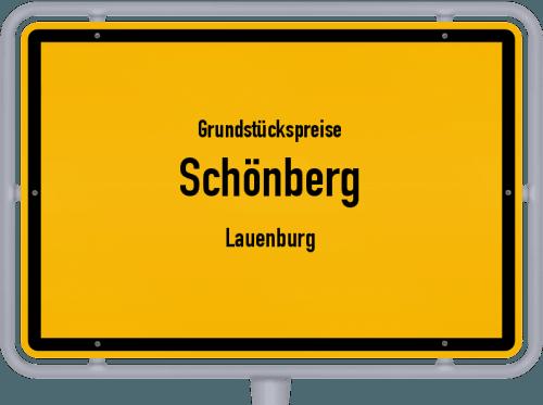 Grundstückspreise Schönberg (Lauenburg) 2021