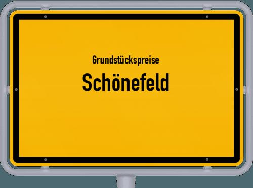 Grundstückspreise Schönefeld 2021
